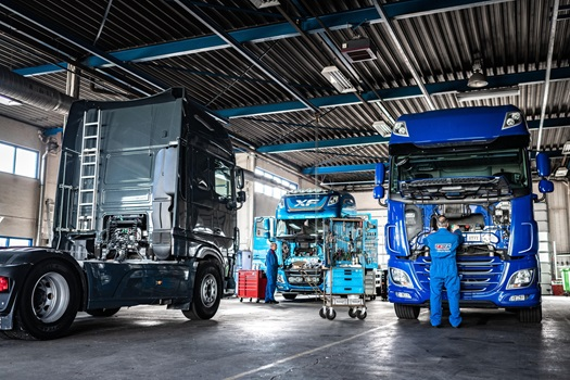 Workshop-TRP-Stores-trucks
